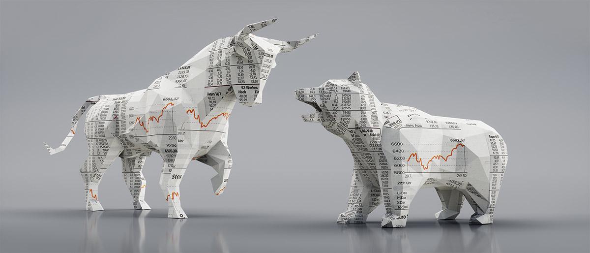 IVA-Börse Bulle und Bär